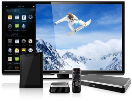 Visio تطرح مجموعة من أجهزة Google TV