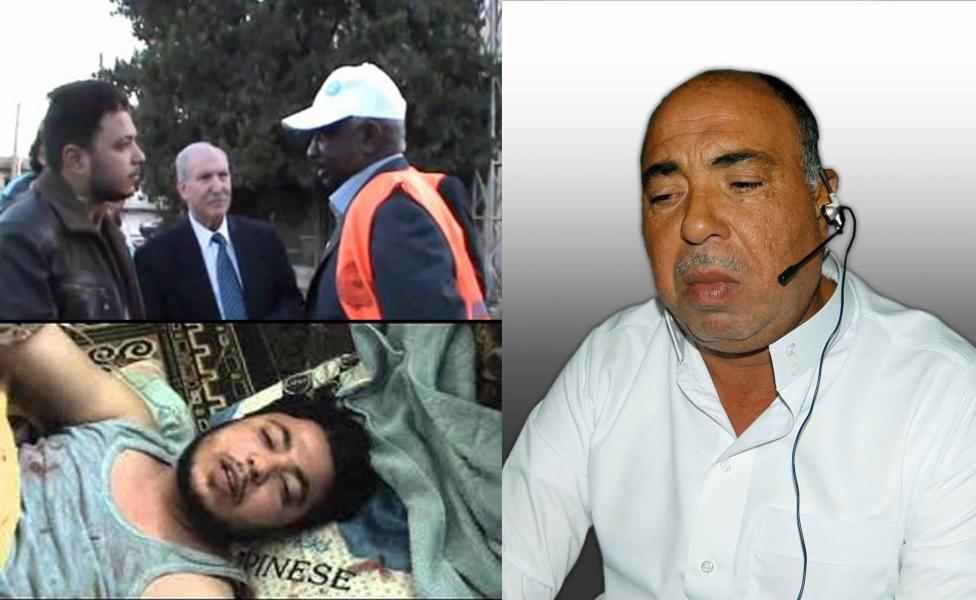 أعجوبة الثورة السورية و أحد صناعها ..خالد أبو صلاح .. بعيون والده !
