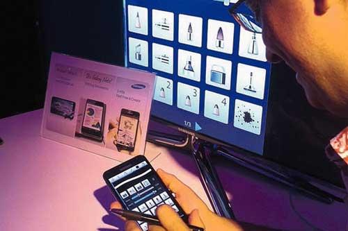 احتدام المنافسة بين الأجهزة اللوحية والهواتف الذكية