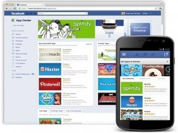 الفيسبوك يطلق متجر التطبيقات الخاص به رسمياً..!