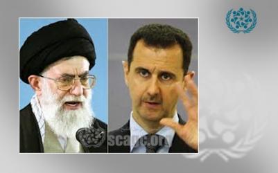 الأسد وخامنئي .. من الحب ما سيقتل