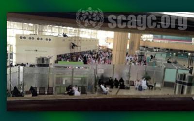 انقطاع التيار الكهربائي في مطار الملك خالد في الرياض