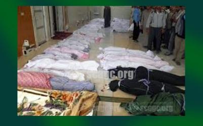 قوات الأسد ترتكب مجزرة جديدة في النبك