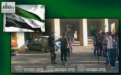 إطلاق سلسلة أفلام لتعريف مقاتلي الثورة بالقانون الدولي تحت عنوان / قيم /