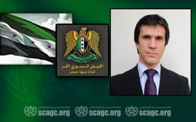 بيان للقيادة المشتركة للجيش الحر / لا حل بدون إزاحة الأسد