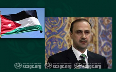 الحكومة الأردنية: لن نسمح بعبور أسلحة أو مقاتلين إلى سورية