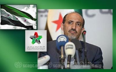 الجربا: تغيير موازين القوى على الأرض سيكون أساسا لأي حل سياسي مستقبلي في سورية