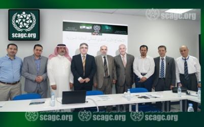 الاجتماع السنوي لممثلي الجالية السورية في السعودية